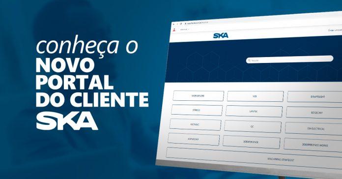 Novo Portal do Cliente SKA
