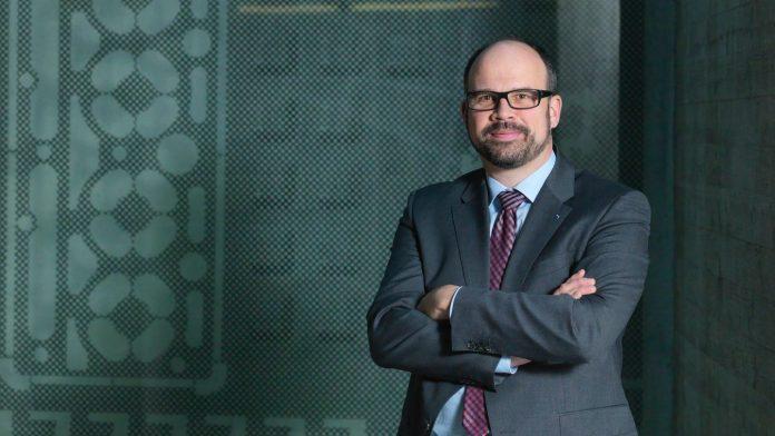 Thomas Schneider, Diretor Gerente de Desenvolvimento de Máquinas-ferramenta da TRUMPF