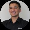 Micael Mota, técnico de aplicações da SKA