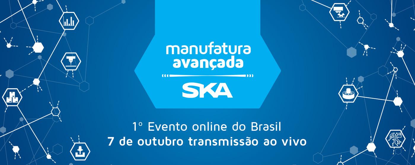 Manufatura Avançada SKA - Industria 4.0